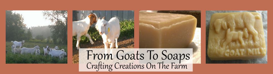 From Goats To Soaps